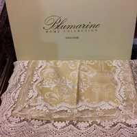 """Белье Blumarine """"Венеция"""" бежевое"""