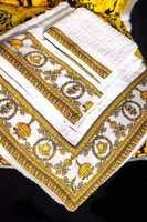 Набор полотенец Версаче ( белое )
