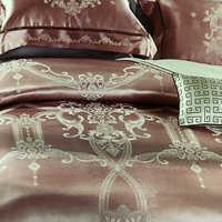 Белье сатин Louis Vuitton ( коричневый )эхыв