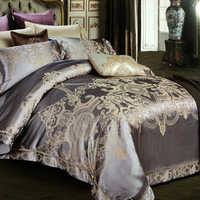 Белье сатин Louis Vuitton ( коричневый )бю56