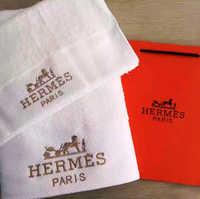 "набор полотенец "" Hermes ""  белый"