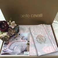 Белье сатин Roberto Cavalli  Драйв - 1.5 спальное