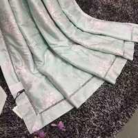 Одеяло Roberto Cavalli тонкое с шелковым наполнителем из ткани  Тенсель - Пупилла