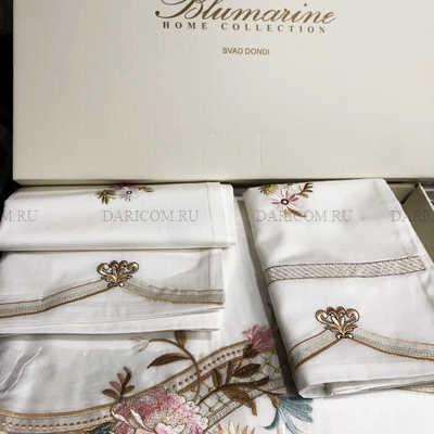 Белье сатин де люкс с вышивкой Blumarine Мэрри