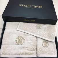 Набор полотенец Roberto Cavalli - Каролина- бежевое