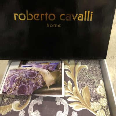 """Белье  Roberto Cavalli сатин new """" Прайм """""""